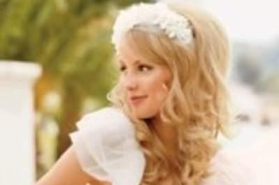 Brautaccessoires – Die Trends der Brautmoden-Kollektion 2013