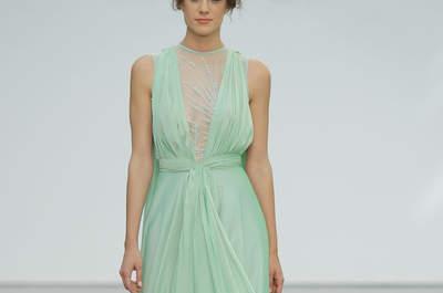 Zielone sukienki na wesele! Odkryj te piękne suknie pełne detali!