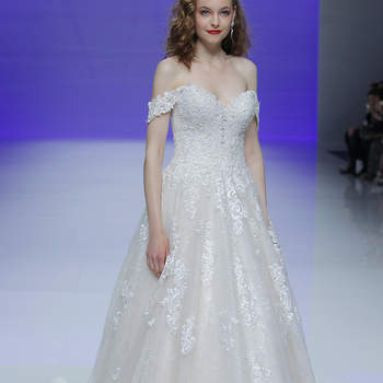 Créditos: Maggie Sottero, Barcelona Bridal Fashion Week
