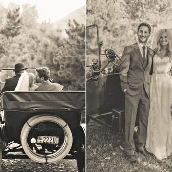 Se você é fã do estilo vintage e pretende fazer um casamento neste estilo que tal usar um carro retrô no dia da festa?