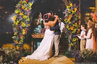 Acredite: por trás de uma noiva tranquila SEMPRE tem uma excelente assessora!