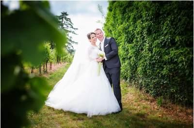 Heiraten in Basel und feiern im Chateau d'Isenbourg Rouffach in Frankreich - So werden Hochzeitsträume wahr!
