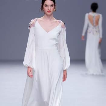 Beba's Closet. Credits_ Barcelona Bridal Fashion Week