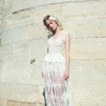Photo : Camellia Menard, modèle : Emma Houvenagel