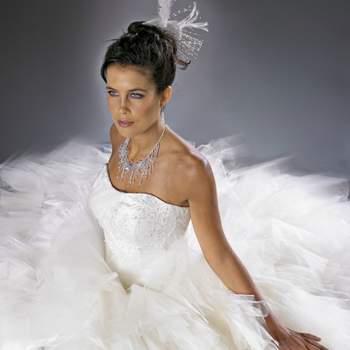 Robe de mariée Christine Couture 2013 - modèle Eden