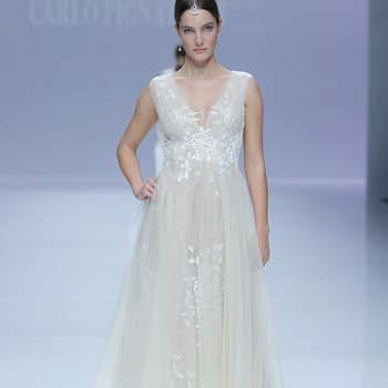 Carlos Pignatelli. Credits: Barcelona Bridal Fashion Week