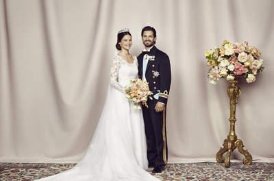 Boda Real en Suecia: descubre los detalles del enlace de Carlos Felipe y Sofía Hellqvist