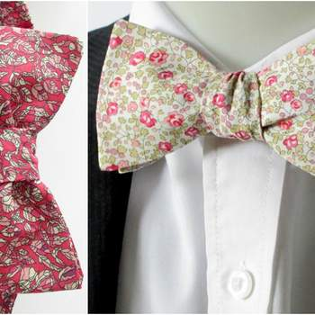 Credits: Just Bow Ties via Etsy