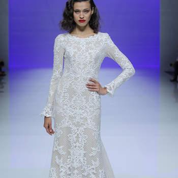 Maggie Sottero. Cretits: Barcelona Bridal Fashion Week