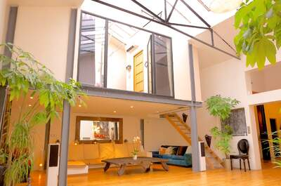 Pour un mariage comme à la maison, découvrez le magnifique loft proposé par Upgrad