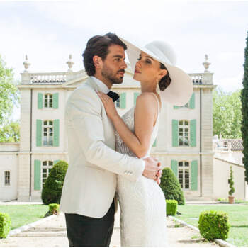 Klassieke en elegante wedding styled shoot in de Provence | Foto: I Shoot Weddings