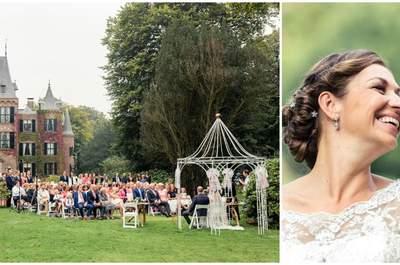 De onvergetelijke real wedding van Peter en Lavina!