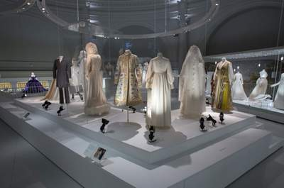 Wonderful Wedding Dresses at The V&A Museum in London