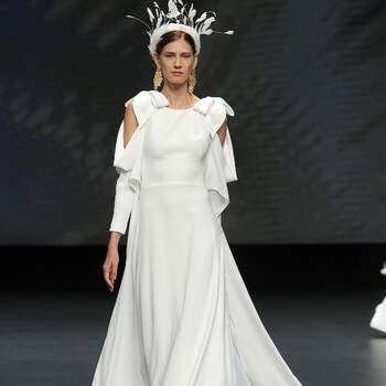 Jesús Peiró 2021 | Valmont Barcelona Bridal Fashion Week