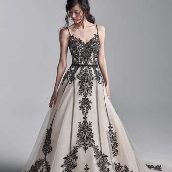 Créditos: Sottero & Midgley | Modelo do vestido: Santiago