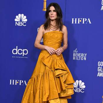 Sandra Bullock in Marigold | Credits: Cordon Press