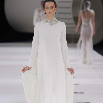 Créditos: YolanCris., Barcelona Bridal Fashion Week