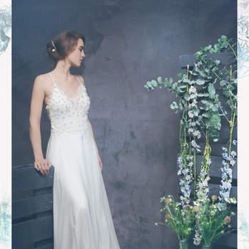 Robes de mariée Atelier Swan 2018 : la délicatesse des détails