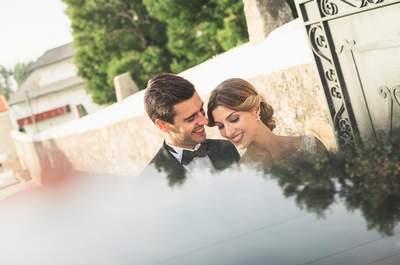8 coisas que TODAS as noivas devem fazer no dia do seu casamento: aproveitem-no ao máximo!