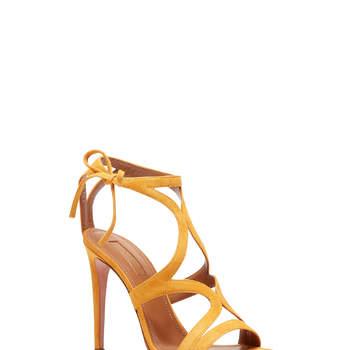 Aurelie Sandal 105. Credits- Aquazzura.