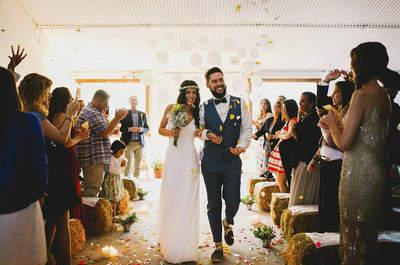 Cómo tener la decoración de boda perfecta: ¡la experta te da las claves!