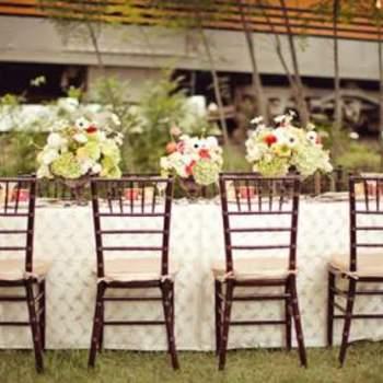 Mesa de casamento.