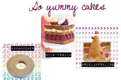 Tour d'Europe des gâteaux de mariage