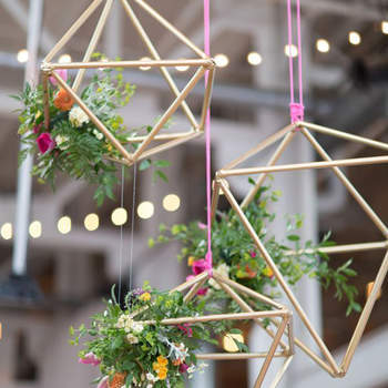 Industrial-Style Decoration for Your Wedding in 2017