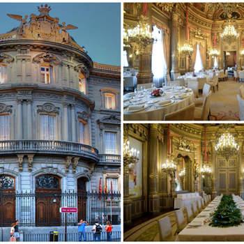 Créditos: Palacio de Linares - Espanha