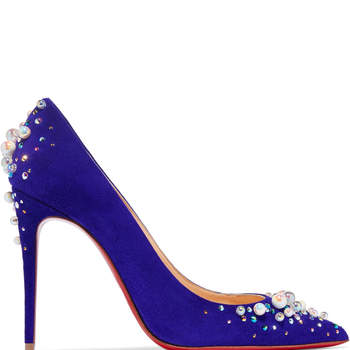 Christian Louboutin, via net