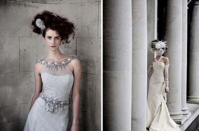 #MartesDeBodas: Todo sobre el estilo de una novia moderna y vanguardista