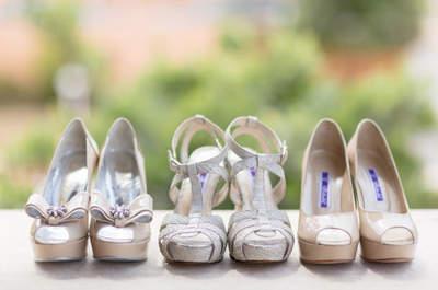 Три пары туфель для португальской невесты