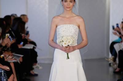 Свадебные платья Óscar de la Renta 2017: модели, которые вы захотите любой ценой!