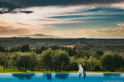 Destination Wedding na Toscana: o casamento dos sonhos em cenários deslumbrantes!