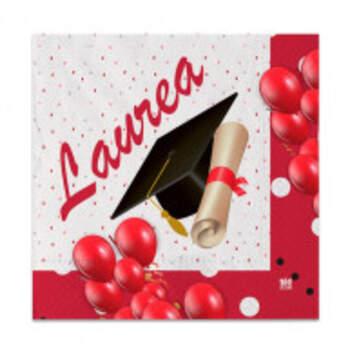 Serviettes Laurea Prestige 20 Pièces - The Wedding Shop !