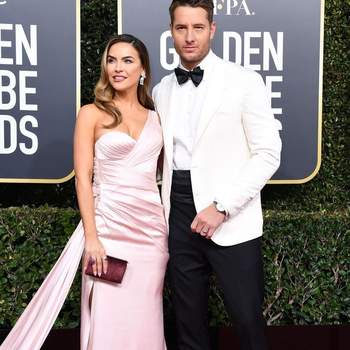 Justin Hartley e Chrishell Stause | Foto Instagram