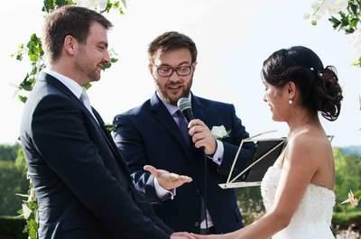 8 consejos para escribir un discurso de bodas inspirador