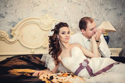 Bettgeflüster: Dos and Don'ts für die Hochzeitsnacht