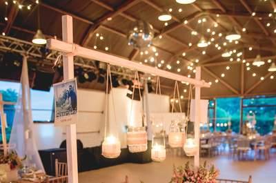 ¡Escoge la boda del año con la mejor decoración de este 2015!
