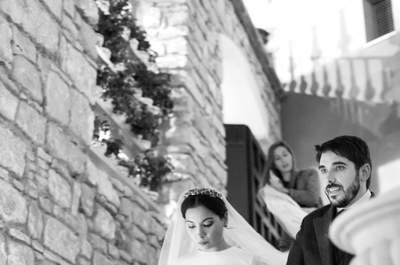 Te seguiré allá donde vayas: la boda de África y David