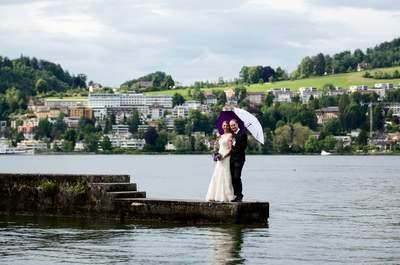 Die Top Hochzeitsfotografen 2015 in der Deutschschweiz - Gänsehaut pur!