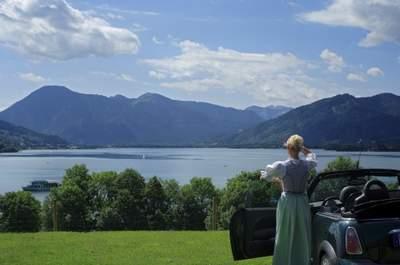 Heiraten am Tegernsee - Hochzeits-Location am Wasser