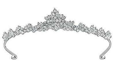 Many Different Styles of Bridal Head Wear by Hotsy Totsy