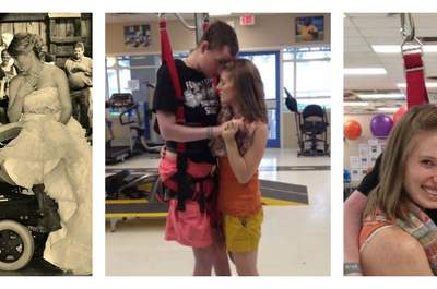 The Pursuit of Unfailing Love: Quadriplegic Man Dances with Wife for the First Time 2 Years After Marriage