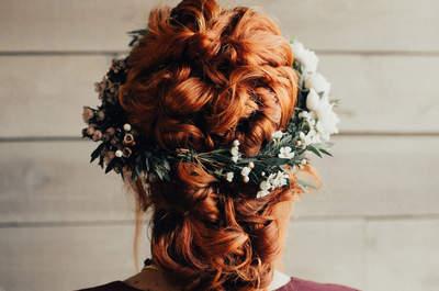 Acconciature da sposa con treccia: eleganza senza tempo