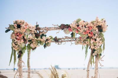 Decoración de boda en la playa: ¡Las mejores ideas para tener un ambiente mágico!
