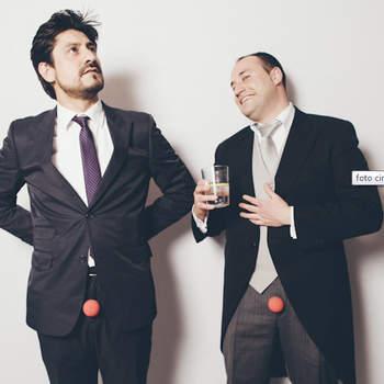 Algunas fotos indiscretas son también las más graciosas. Foto: Fotocinedeboda