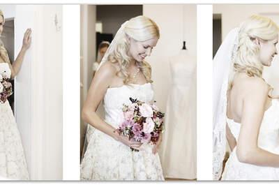 Brautmoden 2013 von Natascha Wiebking – stilvolle und natürliche Brautkleider