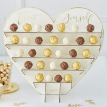 Stand chocolats or mariage - The Wedding Shop