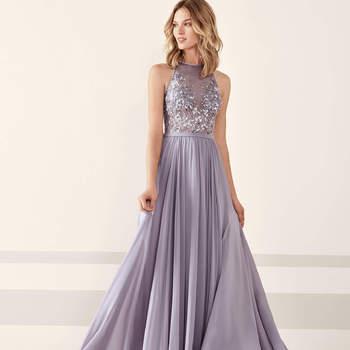 b92e00f20 90 vestidos de fiesta largos para invitadas de boda